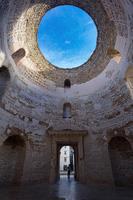 The Vestibule of Diocletian's Palace, Split, Croatia