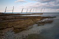 Basania bay pier