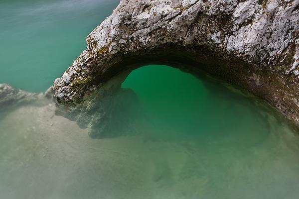 Elephant rock on Mostnica river
