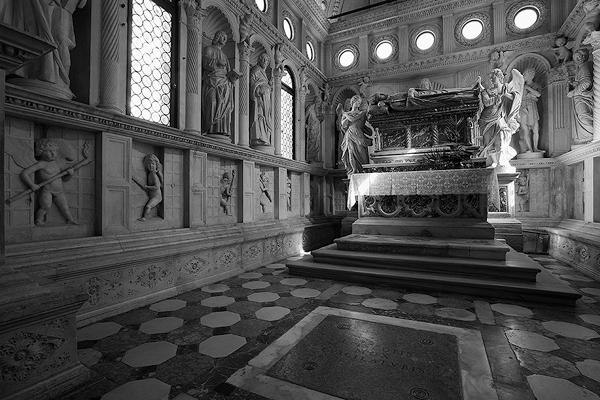 St. John's sarcophagus