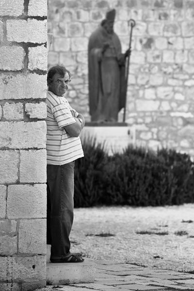 Guarding St.Dominic