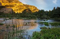 Necklaces cascades, National Park Krka river, Dalmatia, Croatia