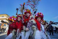 Young bellringers of Frlanija, Kvarner, Croatia