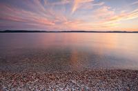 Fortostina beach, island Ugljan, Dalmatia, Croatia