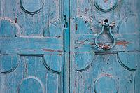 Doors of the palace Battiala Lazzarini