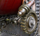 Steering Worm