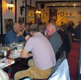 Friday Supper at the Captains Hotel