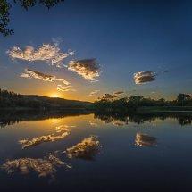 Esthwaite Sunset