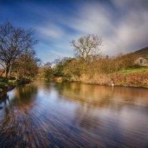 Flowing River Duddon
