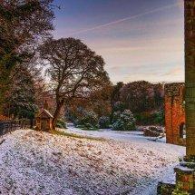 Gatekeepers hut, Furness Abbey