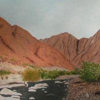 Wadi Abiyadd, Oman
