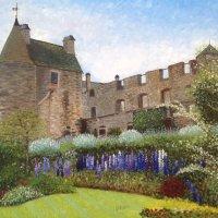 Falkland Palace, Scotland