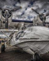 Catalina PBY-5A Miss Pick Up HDR