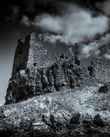 Dunure Castle Scotland 1
