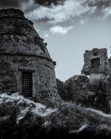 Dunure Castle Scotland 2