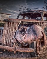 Rusted Classic 3