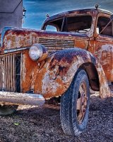 Rusted Classic 4