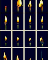 Life and Death of a Flame