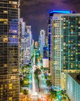Night Colours of Miami