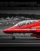 Red Arrows Threesome Take-Off