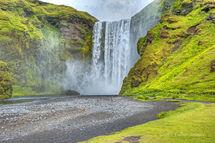 Skogafoss Waterfall 2