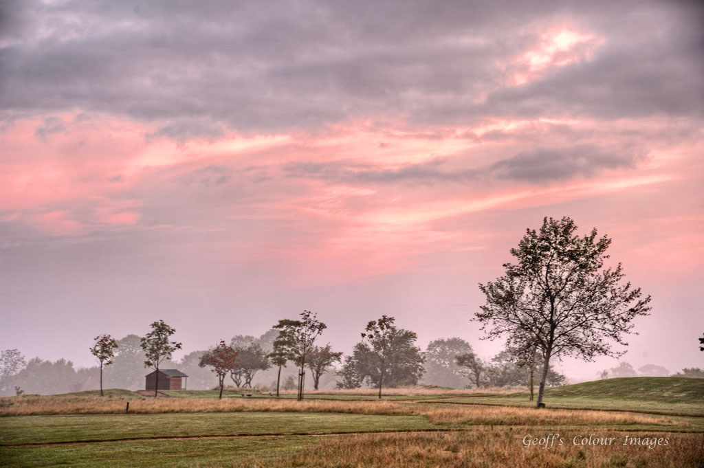 Geoff\'s Colour Images: Suffolk Countryside - Automn