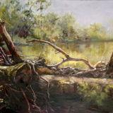 Log Jam - Forth River