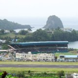 St Vincent, Airport and Cricket ground