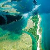 Tanzania, Island near Zanzibar
