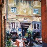 Cortona Courtyard