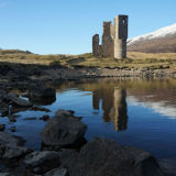 Ardvreck Castle Reflections