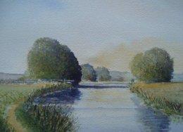 River Itchen near Shawford
