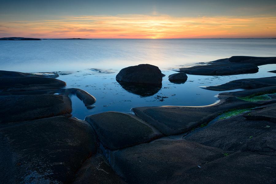 Schweden-Ramsvik-Schärenküste