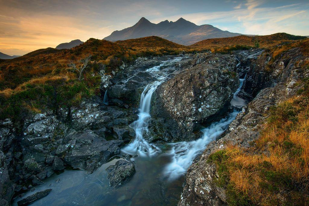Allt Dearg-Isle of Skye