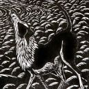 Detail from The Dog, the Crow....