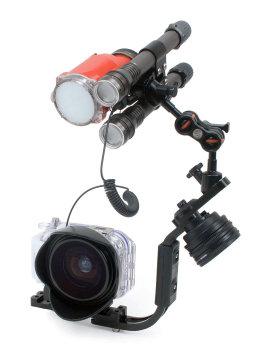 D-2000 strobe holder