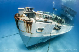 paul colley wreck
