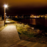Stonehaven At Night (2)