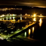Stonehaven At Night (1)