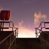 Aberdeen Beach Steps
