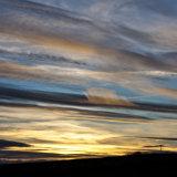 Sunset at Crawton