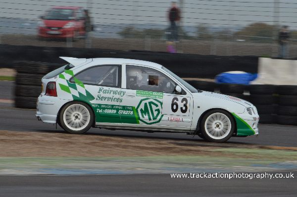 DSC 0364 Rainworth Skoda Dukeries Rally Donington Park 25th October 2015