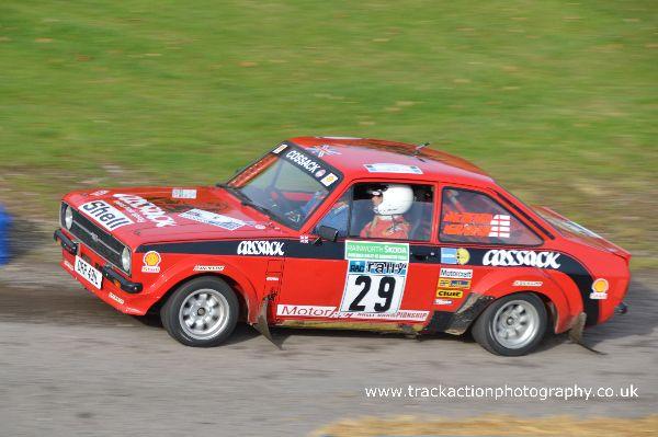 DSC 0604 Rainworth Skoda Dukeries Rally Donington Park 25th October 2015