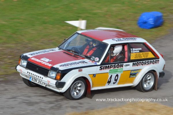DSC 0639 Rainworth Skoda Dukeries Rally Donington Park 25th October 2015