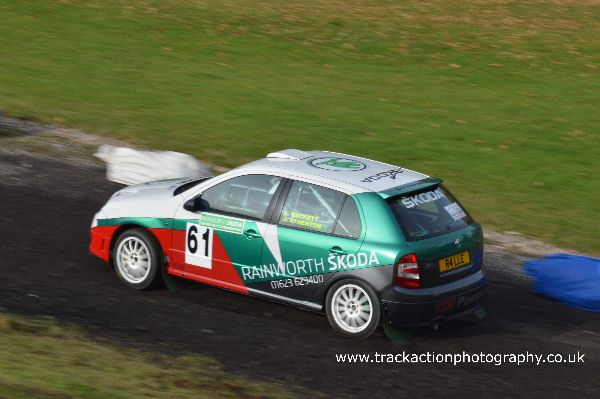 DSC 0670 Rainworth Skoda Dukeries Rally Donington Park 25th October 2015