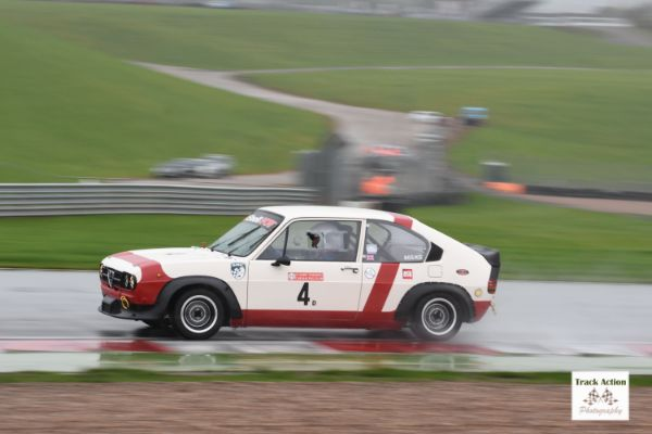 TAP 0169 Alfa Challenge Donington Park 14th October 2018