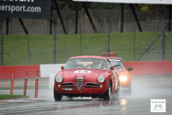 TAP 0188 Alfa Challenge Donington Park 14th October 2018