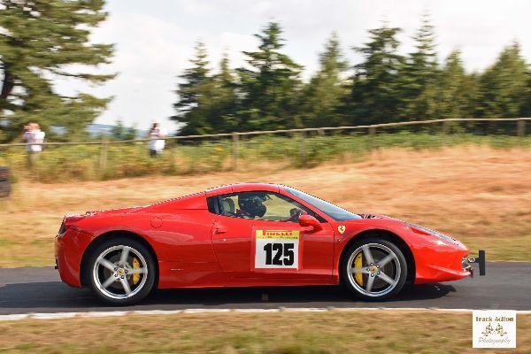 TAP 0262 Ferrari Loton Park 15th July 2018