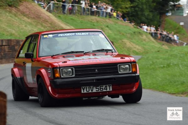 TAP 0303 Retro Rides Gathering Shelsley Walsh 19th August 2018