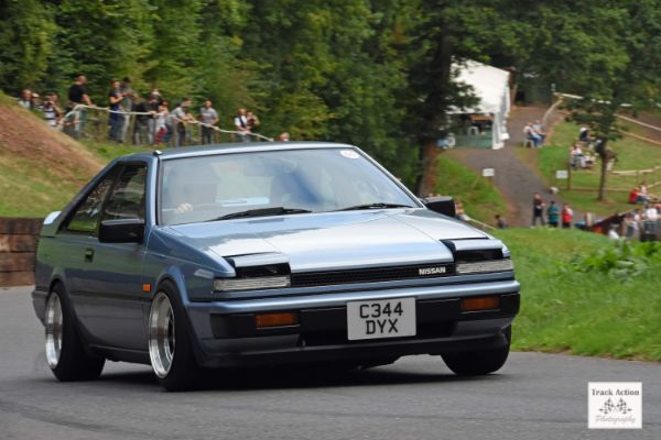 TAP 0307 Retro Rides Gathering Shelsley Walsh 19th August 2018